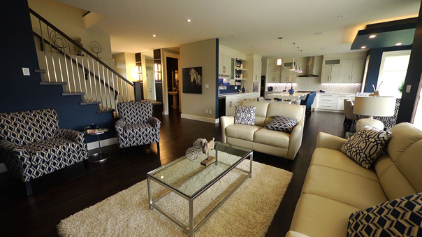 Canyon Springs Showhome